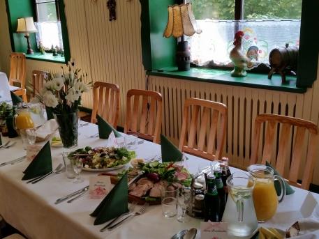 restauracja na Mokotowie